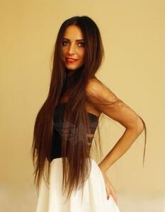 Długość włosów 70-75 cm