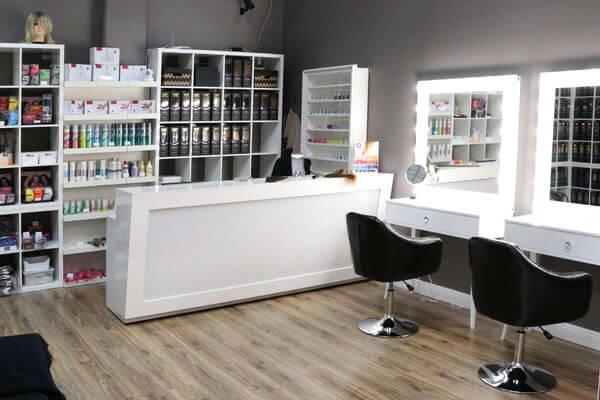 Warszawa sklep z włosami